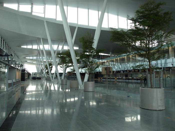 przyloty na lotnisko chopina