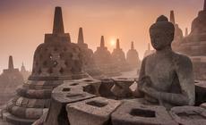 Świątynia Borobudur na Jawie